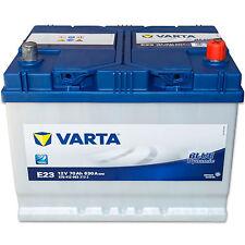 Autobatterie 12V 70Ah 630 A/EN Varta Blue Dynamic E23 Asia