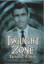 Twilight Zone Series 4 S&S Promo Card P3
