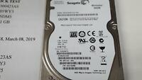 "Seagate Momentus ST9500423AS 500GB 7200RPM 2.5"" SATA Laptop Hard Drive"