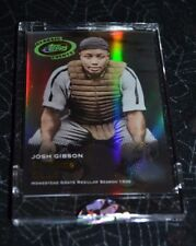 2005 ETOPPS BASEBALL CLASSIC EVENTS CE16 JOSH GIBSON CARD