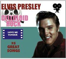 Elvis Presley - Celluloid Rock: Love Me Tender [New CD] Digipack Packaging
