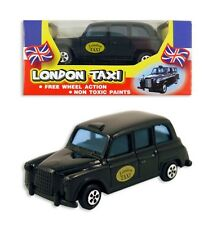 "Die Cast Black London Cab Taxi  Collectibles Toy Souvenirs 3""  Toy"