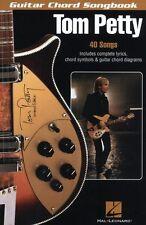 Guitar Chord Songbook Tom Petty Learn to Play Pop Lyrics Music Book FREE FALLIN