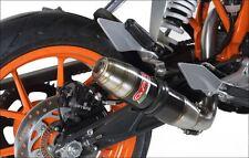 SILENCIEUX GPR DEEPTONE CARBONE KTM DUKE 390 2013/16