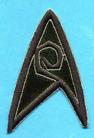 CHILD SIZED Classic TOS Star Trek Engineering Insignia Embroidered Patch
