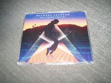 MICHAEL JACKSON - HOLLYWOOD TONIGHT limited 2-TRACK CD Single  RARE
