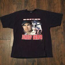 VINTAGE MLB Boston Red Sox Johnny Damon FaceT-shirt  No tag *Fits like  XL*