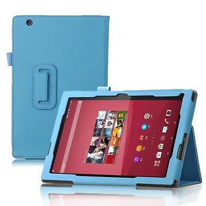 New PU Leather Folding Case Cover for Sony Xperia Z4 10.1 Tablet PC