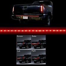 "60"" LED Strip Tailgate Light Reverse Brake Turn Signal For Ford F150 250 350 450"