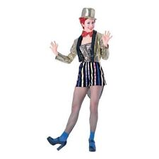 Womens Official Rocky Horror Picture Show Columbia Fancy Dress Costume