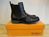 NEW IN THE BOX MIZ MOOZ LISSIE  BLACK SHOES FOR WOMEN