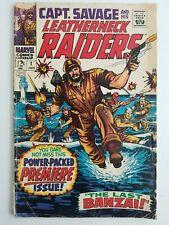 Captain Savage and his Leatherneck Raiders (1967) #1 - Fair