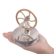DIY Steel Stirling Engine Test Equipment Model Educational Toy Gift for Kid