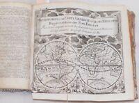 ANTOINE GOUDIN PHILOSOPHIA JUXTA IMCONCUSSA 1736 FISICA ASTRONOMIA CARTESIO 736