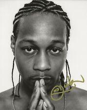 "DJ Quik REAL hand SIGNED 8x10"" Photo #3 COA Autographed rapper"