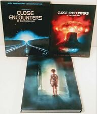 Close Encounters of the Third Kind 30th Anniversary Ultimate Edition Blu-ray Set