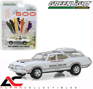GREENLIGHT 30049 1:64 1970 OLDSMOBILE VISTA CRUISER 54TH INDY 500 PACE CAR