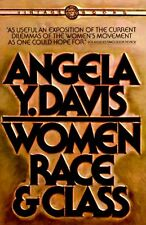 Women, Race, and Class by Angela Y. Davis, (Paperback), Vintage , New, Free Ship