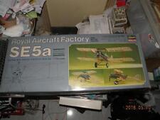 Hasegawa 1/8 ROYAL AIRCRAFT FACTORY SE5a (WW.1) wooden kit