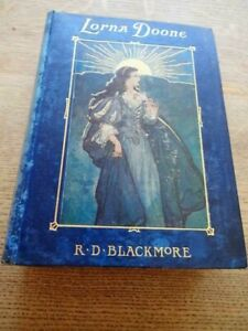 1869 - Lorna Doone - A Romance of Exmoor by R. D Blackmore, illustrated T11