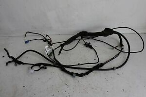 Mercedes Benz ML300 2010 W164 Rear Tailgate Wiring Harness LHS A1644404650 J160