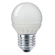 Pelota de golf de LED Blanco Cálido Edison es E27 Tornillo sustituye incandescente