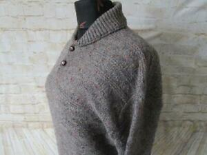 MENS PENDLETON SIZE XL BUTTONED COLLARED JUMPER / REF A1046