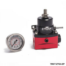 EFI Injected Bypass Fuel Pressure Regulator -AN6 JDM Adjustable For BMW MINI CO