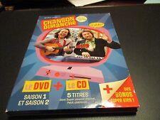 """COFFRET DVD + CD """"LA CHANSON DU DIMANCHE - SAISON 1 & 2"""""""