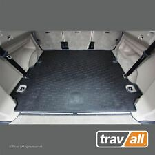 Travall All-Weather Rubber Trunk Mat Liner Fit For Land Rover LR3 LR4 2004-2016
