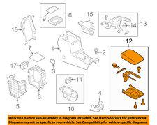SUBARU OEM 14-16 Forester Center Console-Lid Top Cover Armrest 92114FJ040LL