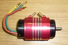 BRUSHLESS WATERCOOLED MOTOR 4082 5 BHP 1900kv  rc boat 40mm x 82mm