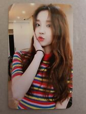 (G)-IDLE G-IDLE YUQI #2 Authentic Official PHOTOCARD 1st Album I am LATATA 우기