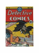 Detective Comics No. 27 Batman Metal Sign - Loot Crate DX January 2017