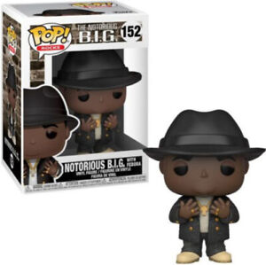 Funko Pop Biggie Smalls Notorious BIG Action Figure Brand New