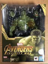 Bandai S.H.Figuarts Marvel Legends Hulk Avengers Infinity War US SELLER!!
