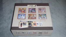 RARE DOLLS HOUSE COFFEE SHOP EXTENSION PACK NEW MINI SHOP STREETS AHEAD