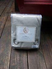 """Superior Linen Premium Curtains 2 Cream Black Out Grommet Top Panels (52"""" x 96"""")"""