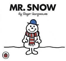*BRAND NEW* MR SNOW by ROGER HARGREAVES (Toddler book, Mr Men)