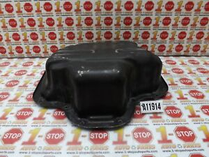 2002 2003 2004 2005 2006 TOYOTA CAMRY 2.4L LOWER ENGINE OIL PAN 121010H010 OEM