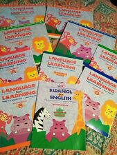SRA LANGUAGE FOR LEARNING SET with  FREE SHIPPING