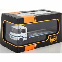 MERCEDES BENZ L608 D FLAT BED RECOVERY Tow truck   IXO CLC336