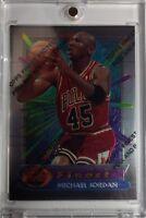 1994 94 TOPPS FINEST Michael Jordan #331, CHICAGO BULLS W/ PROTECTIVE COATING