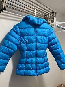 Girls winter snow ski jacket coat size 7/8 Vertical'9