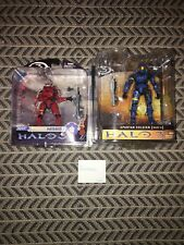 halo 3 action figures lot