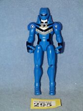 Power Rangers  Jungle Fury Blue Jaguar Ranger (295)