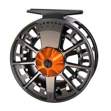 Lamson Guru S-Series -5+ Fly Reel Blaze