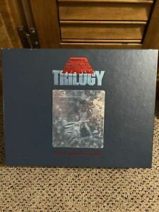 Star Wars Trilogy Letterbox Collector's Edition Box Set (VHS)opened Box