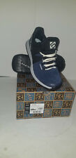 New Five Ten By Adidas Access Collegiate Navy Leather Women's Shoes Us 8.5