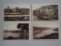 Vintage Postcard Series - Set of Four postcards of Dartmouth (26,27,28,29)